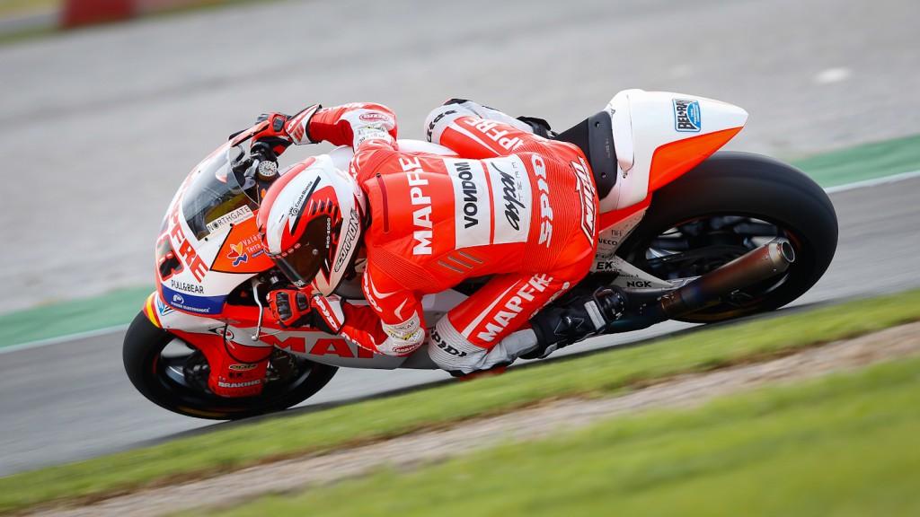 Nico Terol, Aspar Team Moto2, Valencia FP3