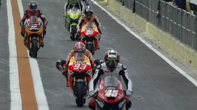 Valencia 2013 - MotoGP - FP3 - Full
