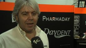 Valencia 2013 - MotoGP - Interview - Giovanni Cuzzari