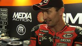 Valencia 2013 - MotoGP - Interview - Colin Edwards