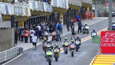 Valencia 2013 - Moto2 - FP3 - Full