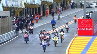 Valencia 2013 - Moto3 - FP3 - Full