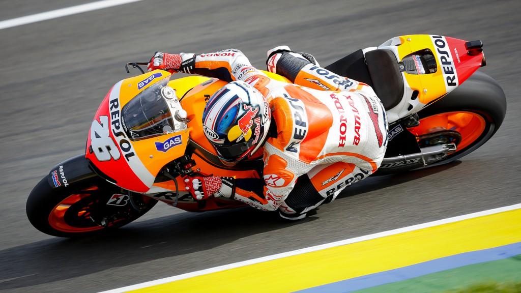 Dani Pedrosa, Repsol Honda Team, Valencia FP3