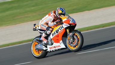 Dani Pedrosa, Repsol Honda Team, Valencia Q2