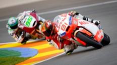 Jordi Torres, Aspar Team Moto2, Valencia FP3