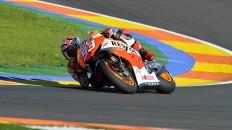 Marc Marquez, Repsol Honda Team, Valencia Q2