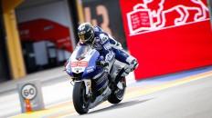 Jorge Lorenzo, Yamaha Factory Racing, Valencia Q2