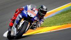Jorge Lorenzo, Yamaha Factory Racing, Valencia FP3