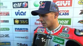 Bradl downbeat after difficult final Saturday