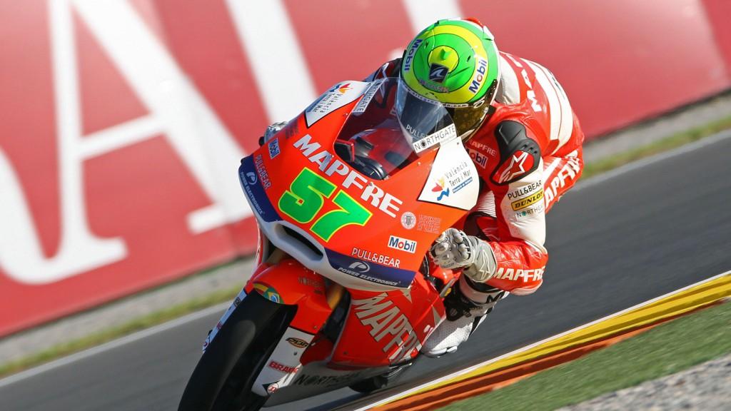 Eric Granado, Mapfre Aspar Team Moto3, Valencia QP