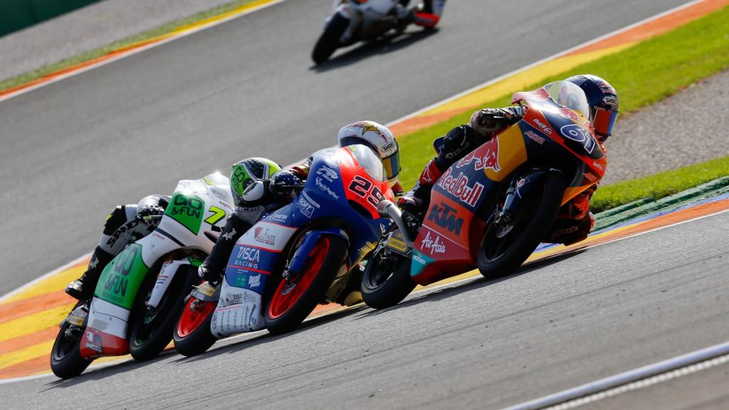 Moto3 Valencia RAC