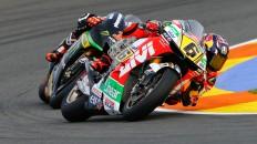Stefan Bradl, LCR Honda MotoGP, Valencia RAC