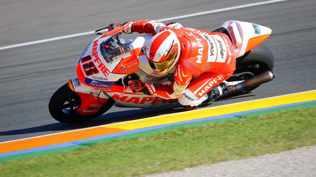 Nico Terol, Aspar Team Moto2, Valencia RAC