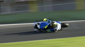 Valencia 2013 - Moto2 - WUP - Action - Pol Espargaro - Crash