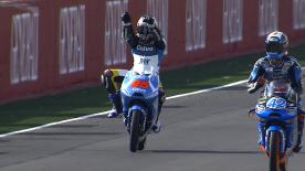 Valencia 2013 - Moto3 - RACE - Action - Battle for the win