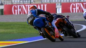 Valencia 2013 - Moto3 - RACE - Action - Alex Rins