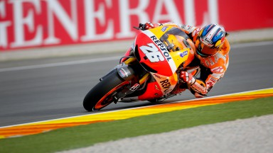 Dani Pedrosa, Repsol Honda Team, Valencia RAC