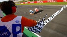 Alex Rins, Jonas Folger, Estrella Galicia 0,0, Mapfre Aspar Team Moto3, Valencia RAC