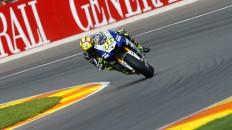 Valentino Rossi, Yamaha Factory Racing, Valencia RAC