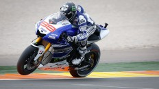 Jorge Lorenzo, Yamaha Factory Racing, Valencia WUP