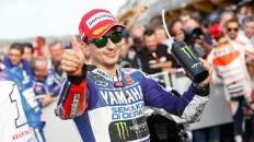 Jorge Lorenzo, Yamaha Factory Racing, Valencia RAC