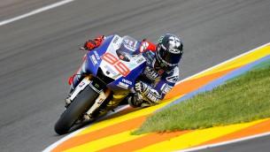 lorenzo race valencia motogp