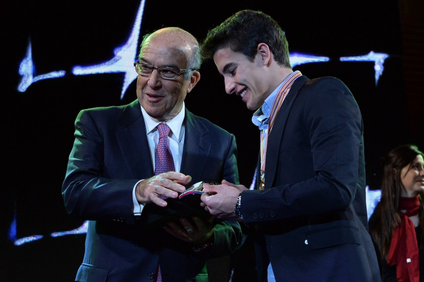 2013 MotoGP FIM Awards Ceremony