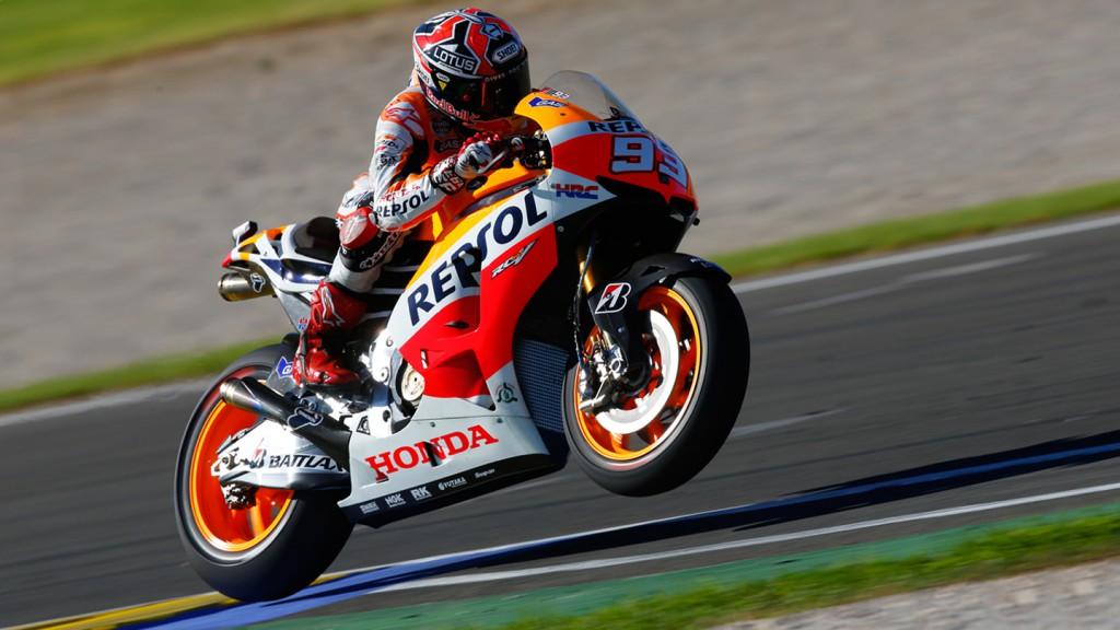 Marc Marquez, Repsol Honda Team, Valencia WUP
