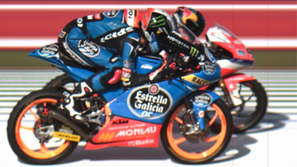 Jonas Folger, Alex Rins, Mapfre Aspar Team Moto3, Estrella Galicia 0,0, Valencia RAC
