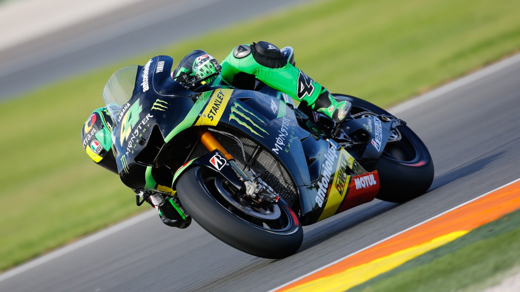 Pol Espargaro, Monster Yamaha Tech 3, MotoGP Valencia Test Day 1