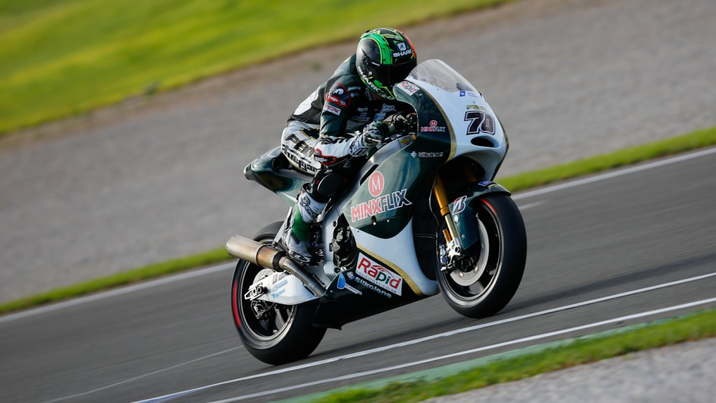 Michael Laverty, Paul Bird Motorsport, MotoGP Valencia Test Day 1