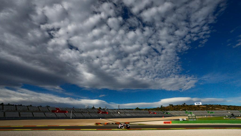 MotoGP Valencia Test Day 1