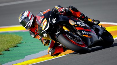 Colin Edwards, NGM Mobile Forward Racing, MotoGP Valencia Test