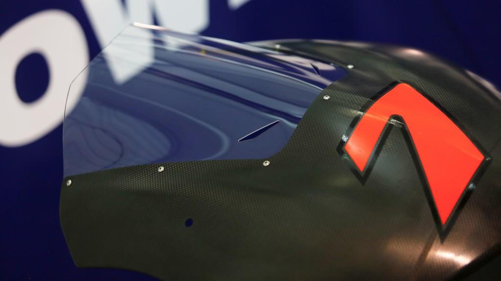 Honda RCV1000R, Power Electronics Aspar - Windscreen