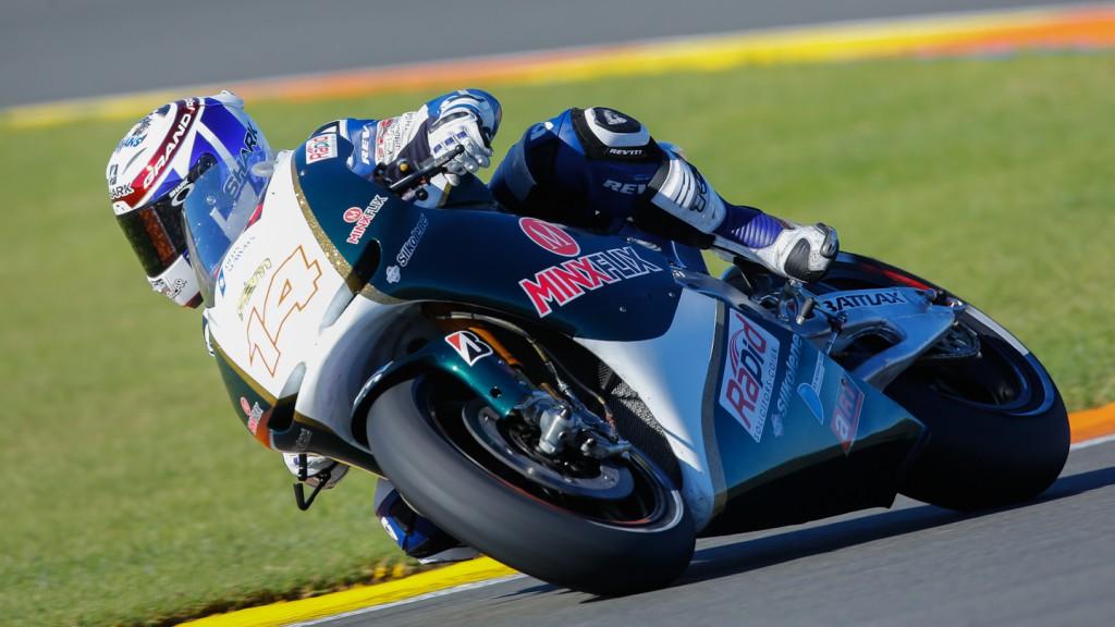 Randy de Puniet, Paul Bird Motorsport, MotoGP Valencia Test