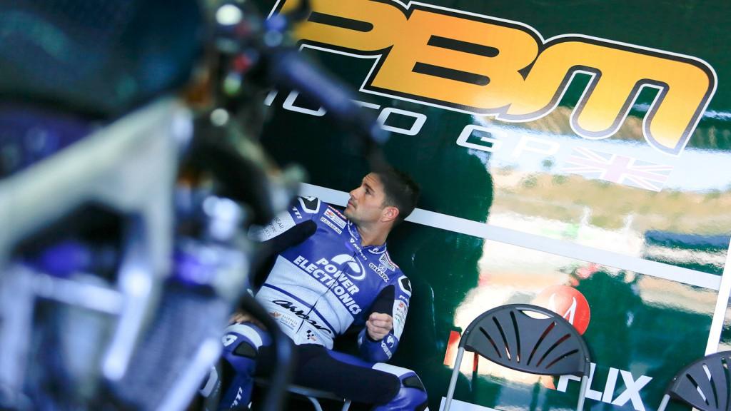 Randy de Puniet, Paul Bird Motorsport, MotoGP Valencia Test Day 2