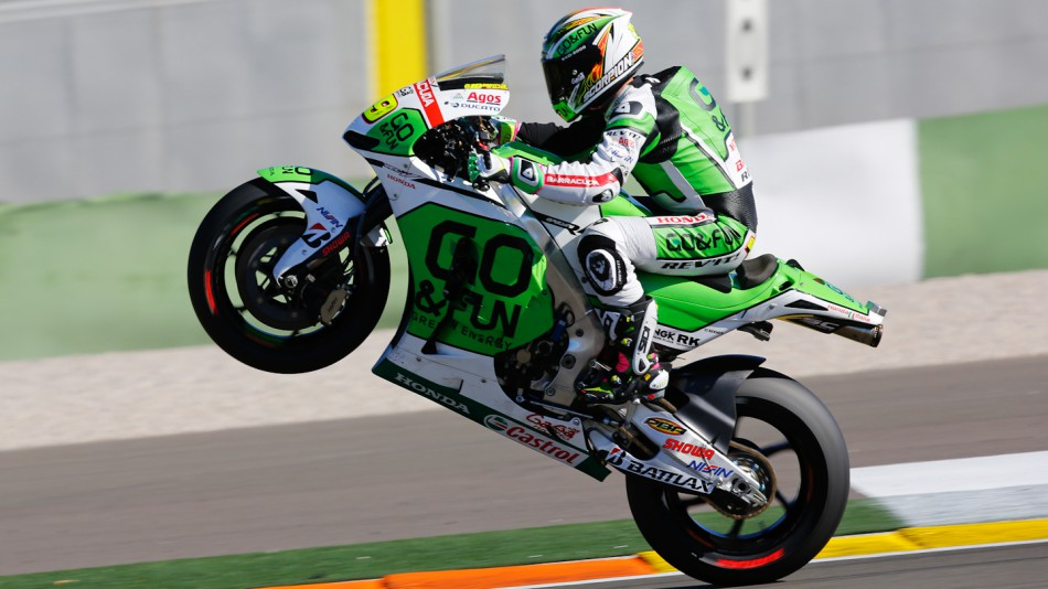 Alvaro bautista go fun honda gresini motogp for Honda valencia service