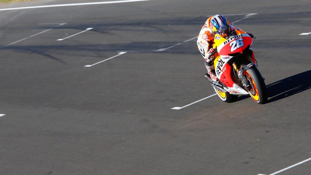 Dani Pedrosa, Repsol Honda Team, MotoGP Valencia Test Day 2
