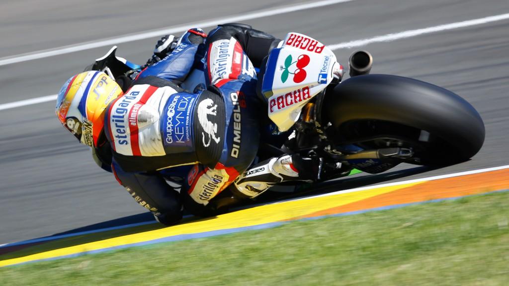 Mike di Meglio, Avitnia Blusens, MotoGP Valencia Test