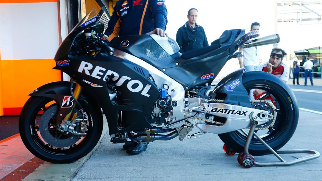 Honda RC213V 2014, Repsol Honda Team