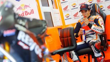 Marc Marquez, Repsol Honda Team, MotoGP Valencia Test Day 1