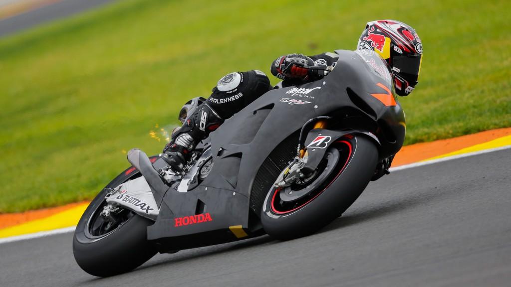 Hiroshi Aoyama, Aspar Team, MotoGP Valencia Test