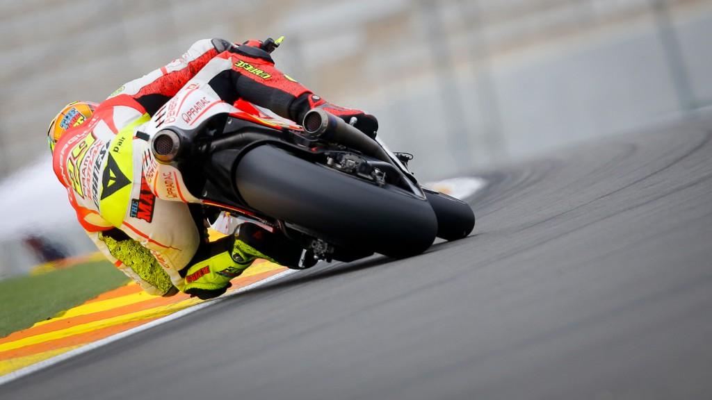 Andrea Iannone, Pramac Racing, MotoGP Valencia Test