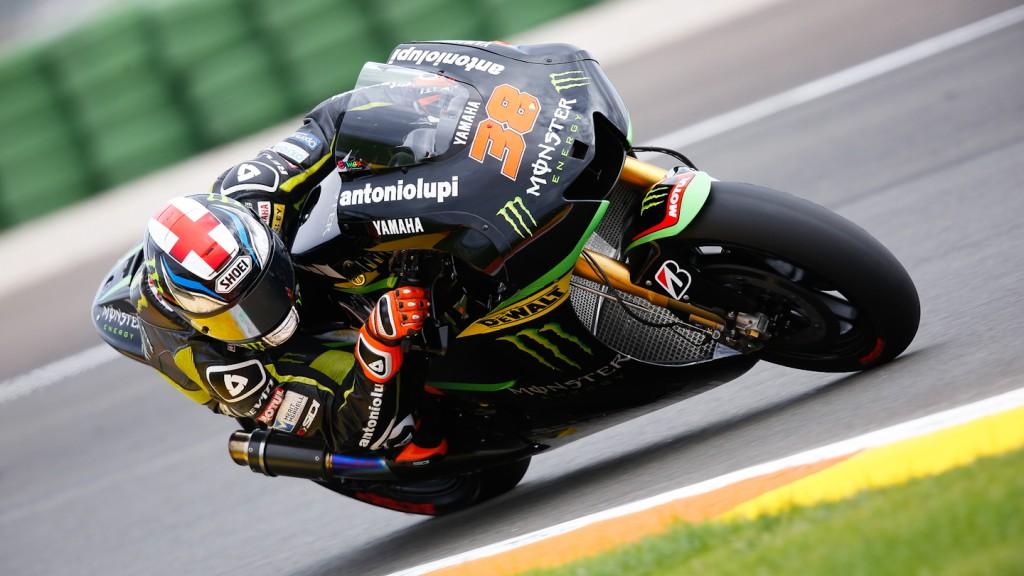 Bradley Smith, Monster Yamaha Tech 3, MotoGP Valencia Test