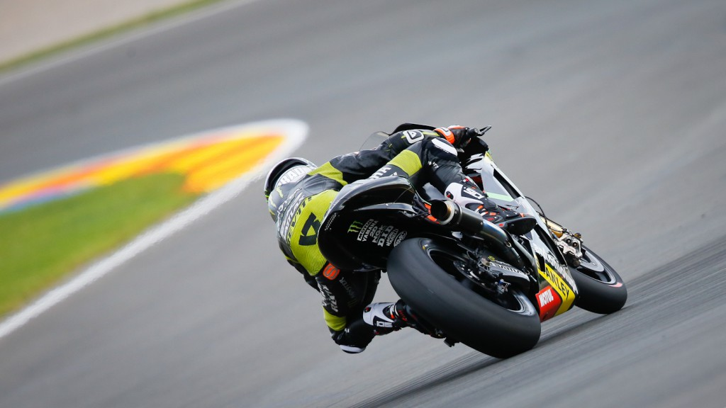 Bradley Smith, Monster Yamaha Tech 3, MotoGP Valencia Test