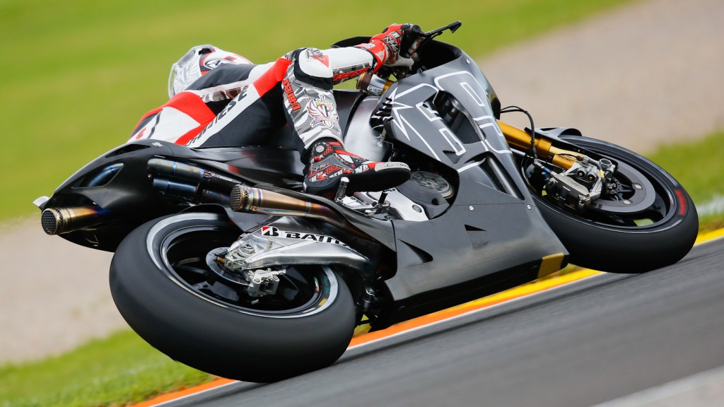 Nicky Hayden, Aspar Team, MotoGP Valencia Test