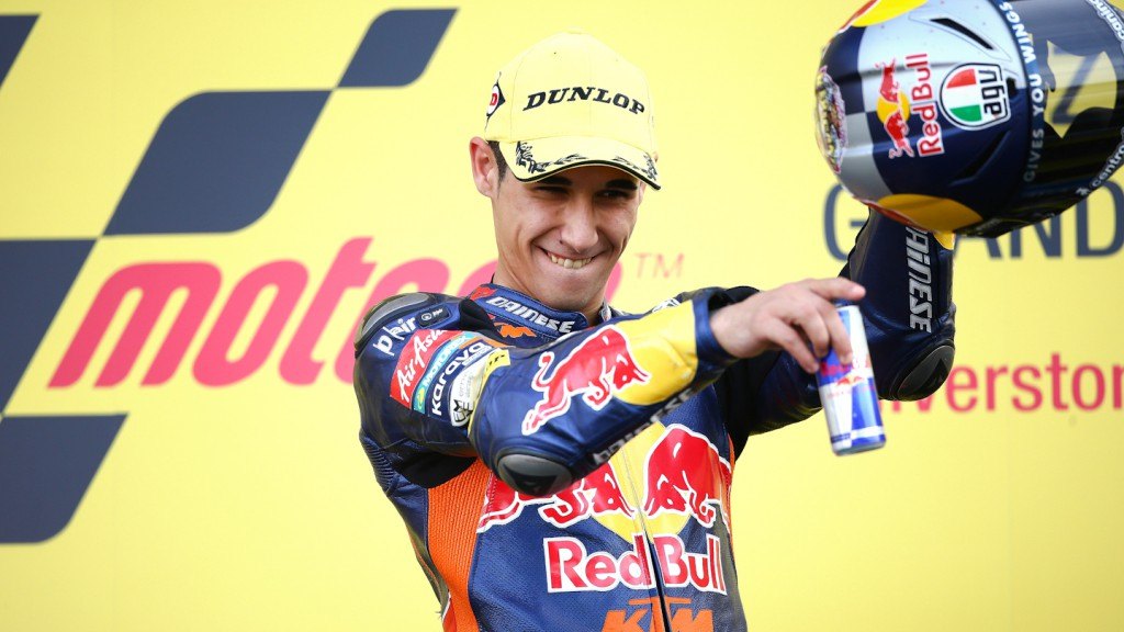 Luis Salom, Red Bull KTM Ajo