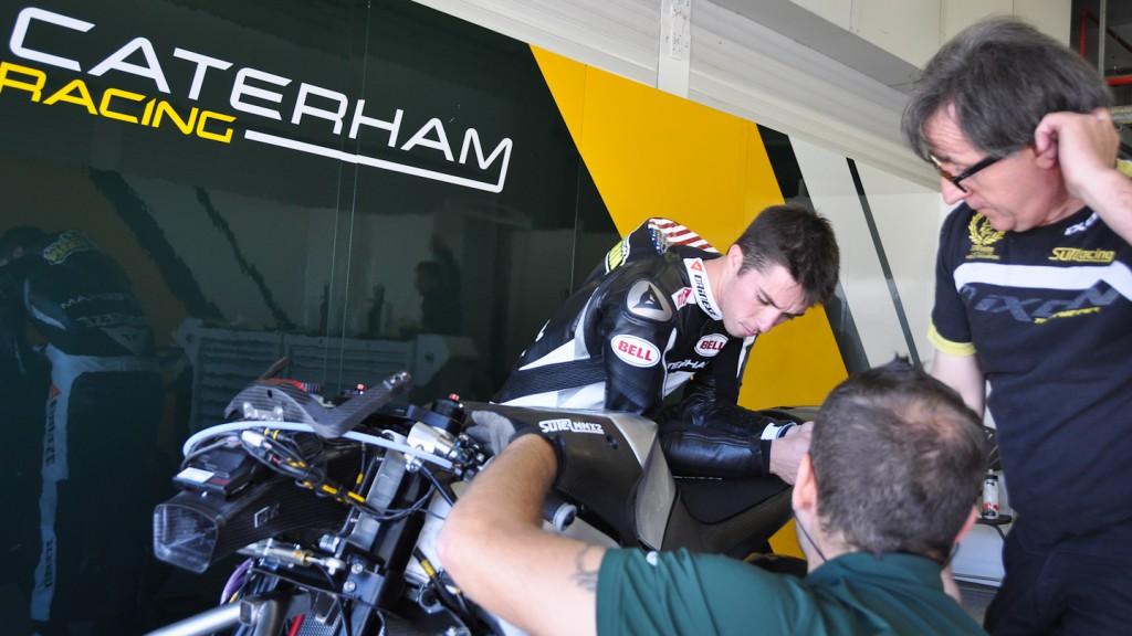 Josh Herrin, Caterham Moto Racing