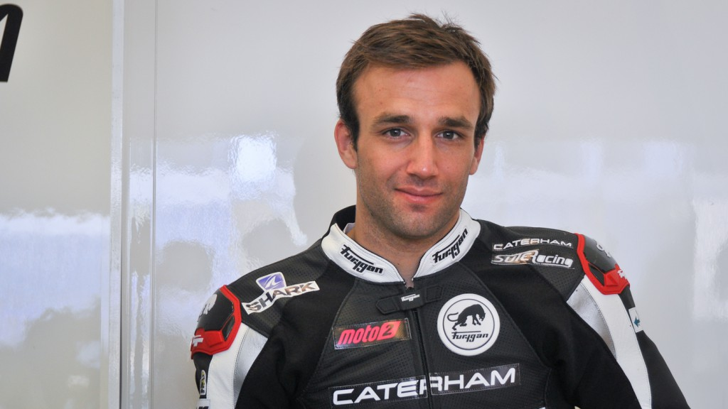 Johann Zarco, Caterham Moto Racing, Jerez Test