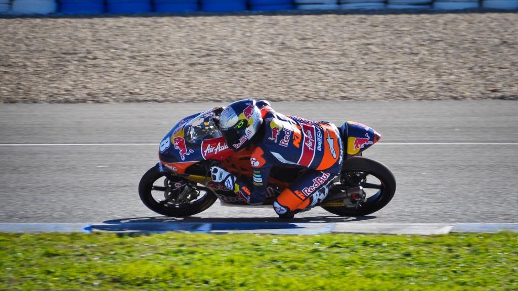 Jack Miller, Ajo Motorsport, Jerez Test